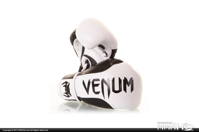Venum Absolute Nappa Leather Boxing Gloves